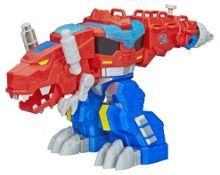 Playskool heroes transformers rescue bots - optim