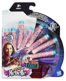Nerf Rebelle Message Dart Refill Pack
