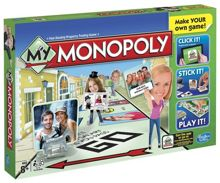 Hasbro My monopoly game