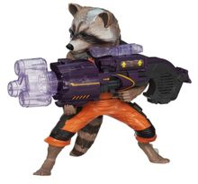 Big Blastin` Rocket Raccoon Figure