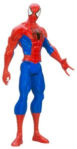 Titan Hero Series Spider-Man Figure