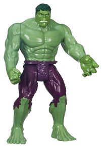 Marvel Titan hero hulk figure