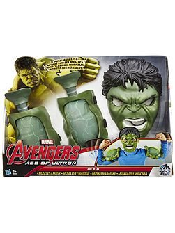 Age of Ultron Hulk Muscles & Mask