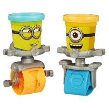 Stamp & Roll Set With Minions