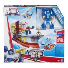 Playskool Transformers Rescue Bots High Tide Rig