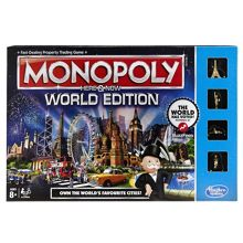 Hasbro Monopoly Here & Now Game