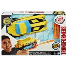 Transformers Bumblebee 2-in-1 Blaster