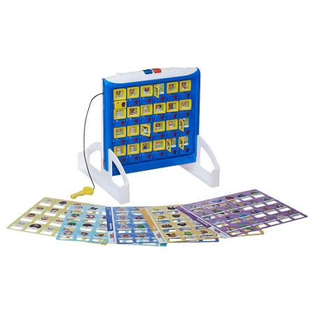 Hasbro Electronic Guess Who? Extra Game