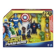 Super Hero Mashers Ultimate Avengers Set