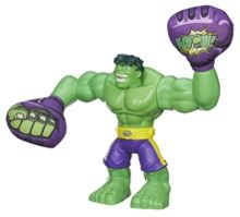 Marvel Super Heroes Hulk Smash Figure