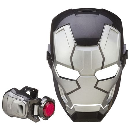 The Avengers War Machine Mask