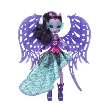 My Little Pony Equestria Girls Midnight Sparkle Doll