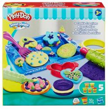 Play Doh Sweet Shoppe Cookie Creations