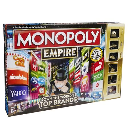 Hasbro Monopoly Empire Board Game
