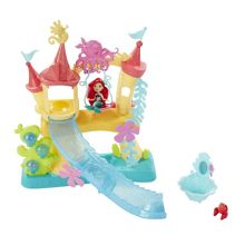 Disney Princesses Little Kingdom Ariel Sea Castle Playset
