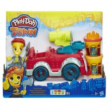 Play Doh Town Fire Truck