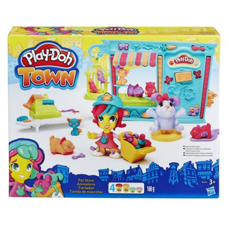 Play Doh Town Pet Store