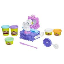 Play Doh My Little Pony Style and Spin Rarity