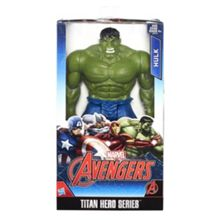 The Avengers Titan Hero Series Hulk Figure