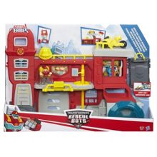 Playskool Transformers Rescue Bots Fire Headquarters