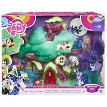 My Little Pony Golden Oak Library Playset