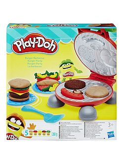 Burger Barbecue Set