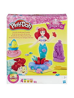 Ariel and Undersea Friends Set
