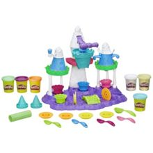 Play Doh Ice Cream Castle