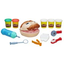 Play Doh Doctor Drill `n Fill Set