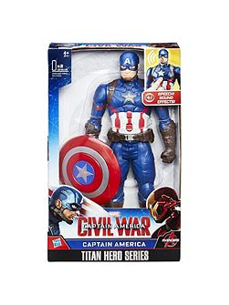 Titan Hero Series Electronic Figure