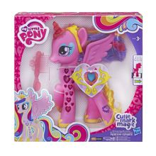 My Little Pony Glowing Hearts Princess Cadance Figure