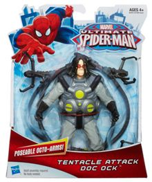 Tentle attack Doc Ock