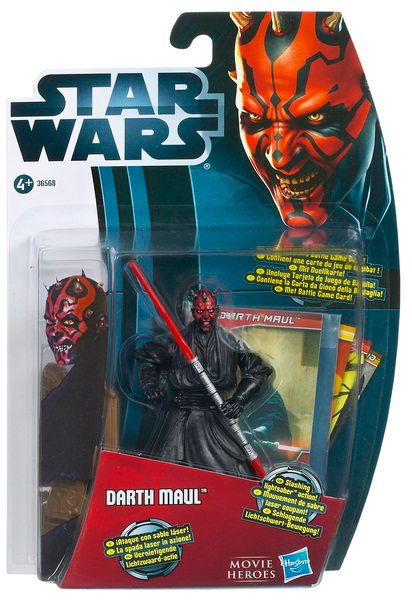 Darh Maul movie legends figure