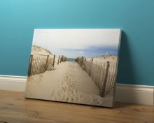 Graham & Brown Walk to the beach wall art