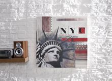 Graham & Brown Nyc wall art