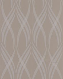Graham & Brown Beige taupe neo wallpaper