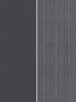 Black charcoal stripe bold wallpaper
