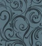 Graham & Brown Pale green tease swirly wurly wallpaper