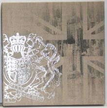 Kelly Hoppen Coat of arms wall art