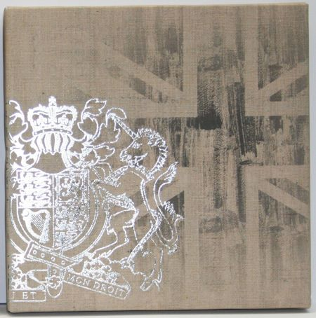 Graham & Brown Kelly Hoppen Coat of arms wall art