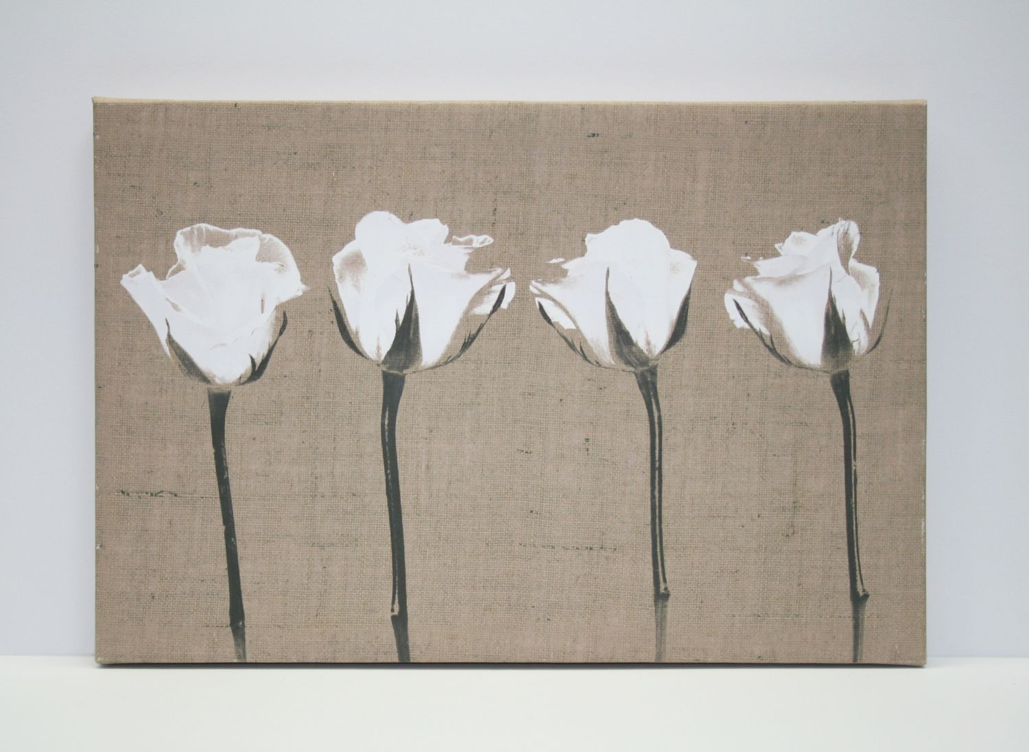 Kelly Hoppen English petals wall art