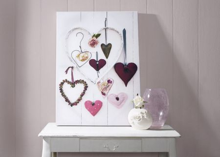Graham & Brown Heart compendium wall art
