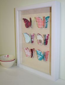 Graham & Brown Butterflies wall art