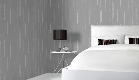 Graham & Brown Grey boulevard wallpaper