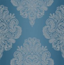 Graham & Brown Blue teal cote couture wallpaper
