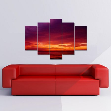 Graham & Brown Drama sunset wall art