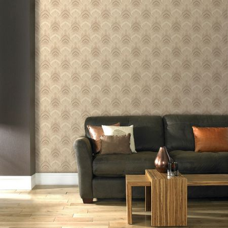 Graham & Brown Cream original wallpaper