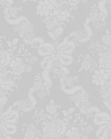 Graham & Brown White damask glimmerous wallpaper