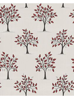 Red willow wallpaper