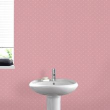 Graham & Brown Pink dotty pastels wallpaper